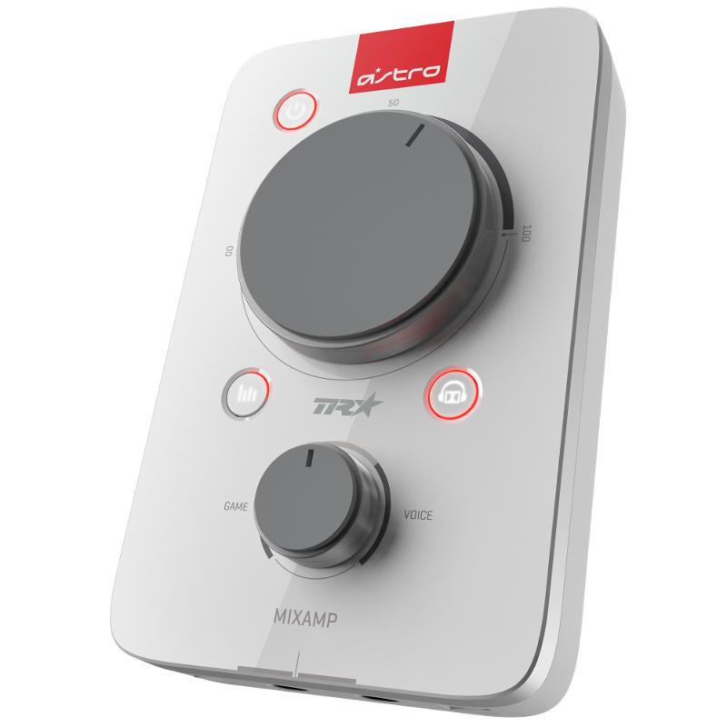 WTT Mixamp Pro Tr Numérique Dolby 7.1 Blanc - Xbox One / PC