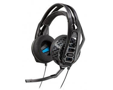 Plantronics RIG 500E 3,5 mm Bandeau Noir Casque audio