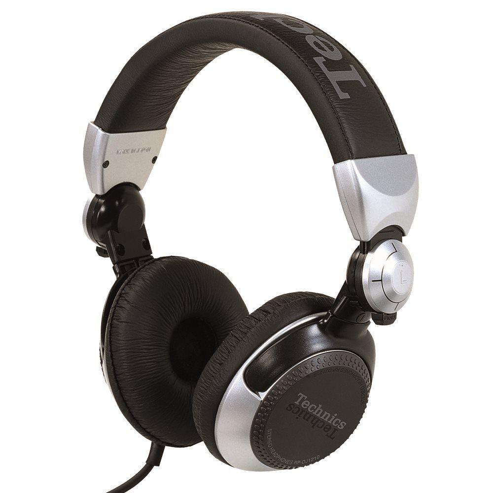 TECHNICS Casque RP-DJ1210E-S