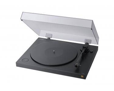 SONY PSHX500 Belt-drive audio turntable Noir platine