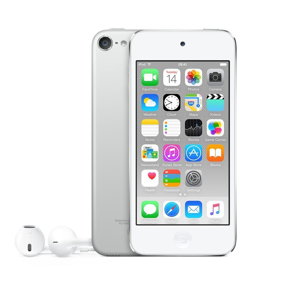 APPLE iPod touch 128GB Lecteur MP4 Argent 128 Go