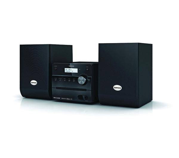 LENCO Ensembles audio pour la maisonMC-148 DAB+