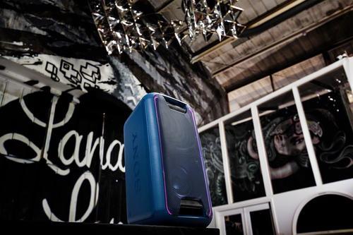 SONY GTKXB5L ensemble audio pour la maison Système mini audio domestique Bleu, Lilas