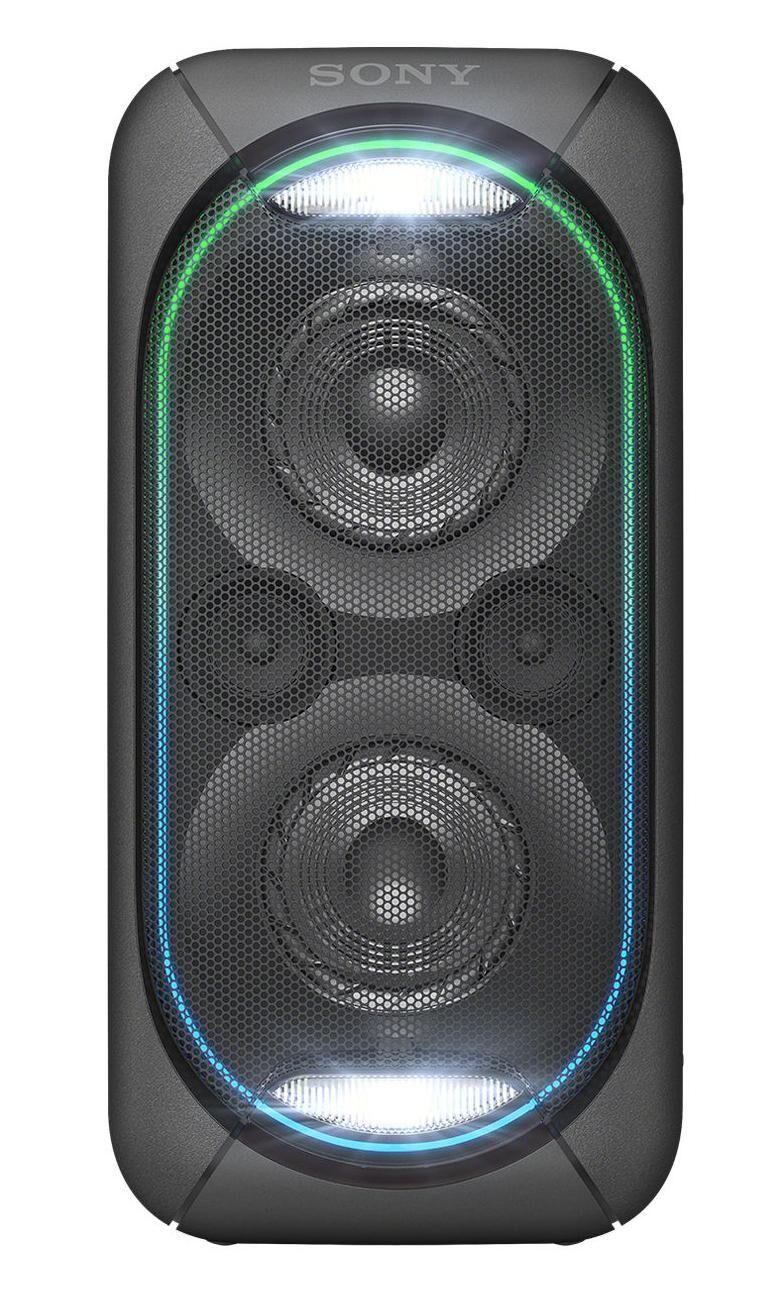 SONY GTK-XB60 Home audio tower system Noir
