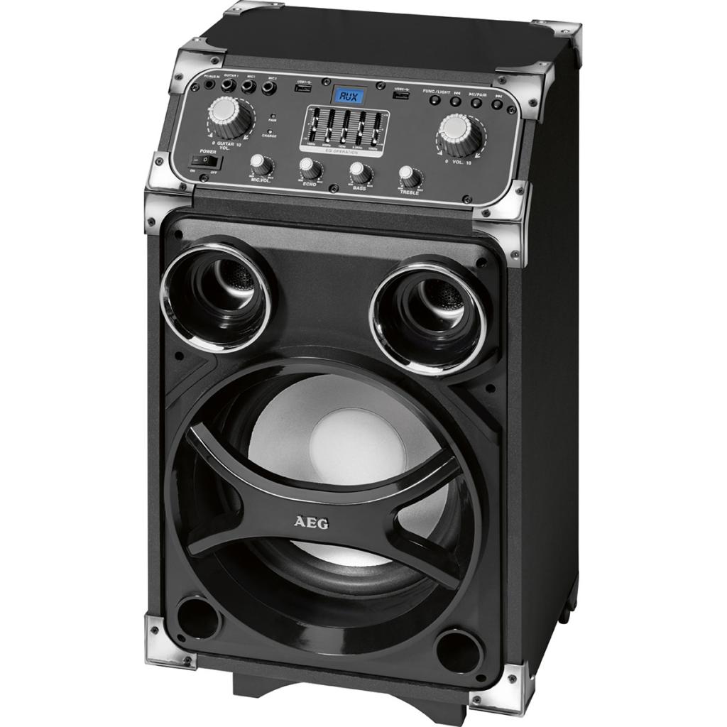 AEG Système audio portable de karaoké EC 4829