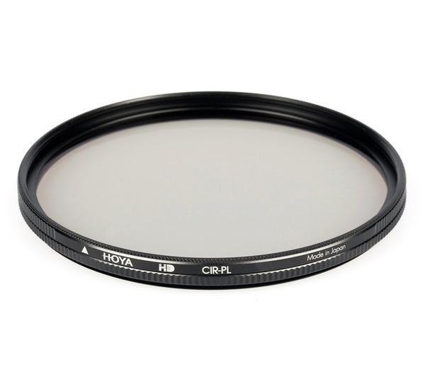 HOYA Filtre Polarisant circulaire HD Diamètre 77mm