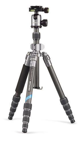 CULLMANN Mundo 522TC trépied Caméras numériques 3 pieds Noir, Argent