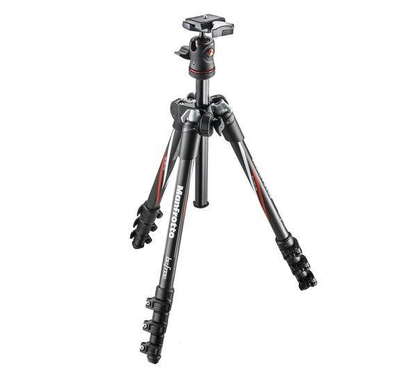 MANFROTTO Trépied MKBFRC4-BH BEFREE Carbone