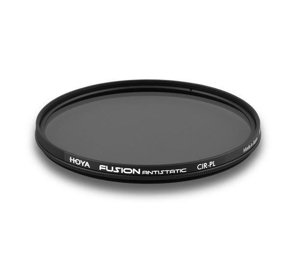 HOYA FILTRE Polarisant Fusion Antistatic 72mm