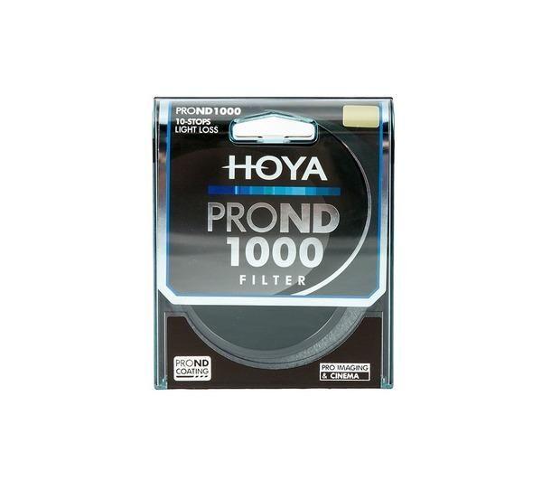 HOYA Filtre gris neutre PRO ND1000 77mm