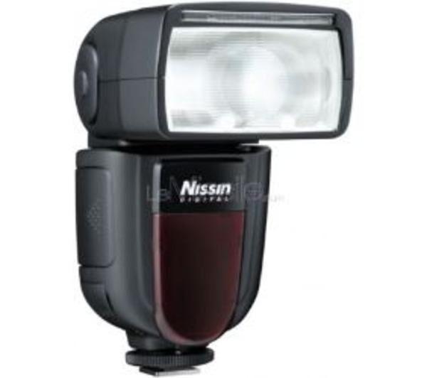 NISSIN NI-HDI701C - Black - Canon Flash System