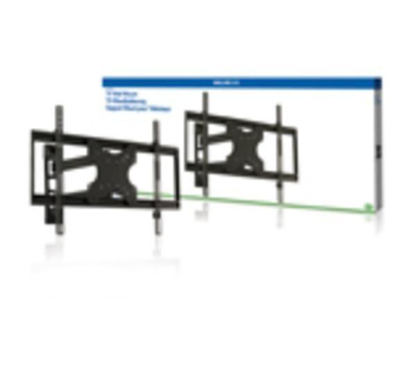 VALUELINE Support mural à mobilità© intà©grale pour TV 42 - 65 / 107 - 165cm, 50kg