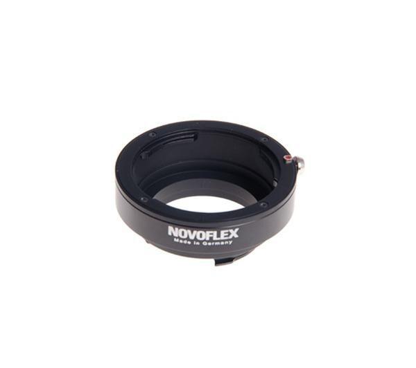 NOVOFLEX LEM/LER Bague Adaptatrice optique LEICA R sur boitier LEICA M