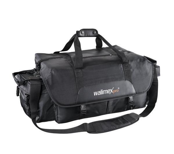 WALIMEX 13053 - Black - Photo and Studio Bag