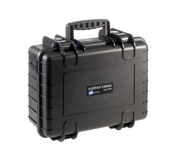 NONAME Valise photo Outdoor Case Type 4000 noir (4000/B/SI)