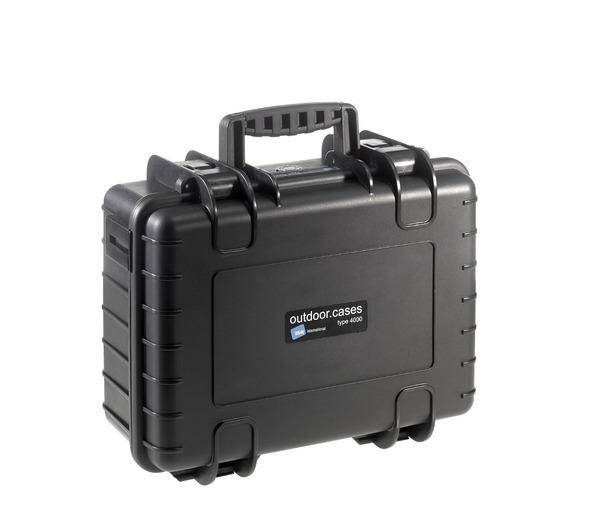 NONAME Valise photo avec séparateur Outdoor Case Type 4000 noir (4000/B/RPD)