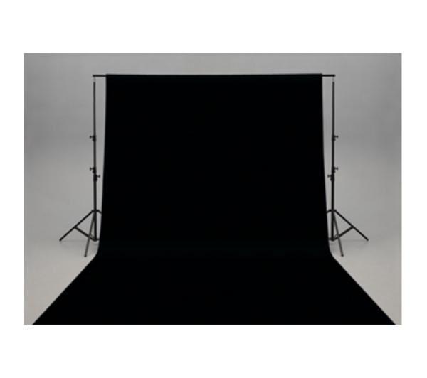 KÖNIG studio Backdrop 295 x 595 cm Noir