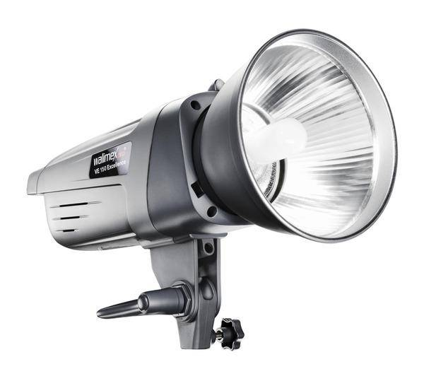 WALIMEX pro ve-150 excellence flash studio