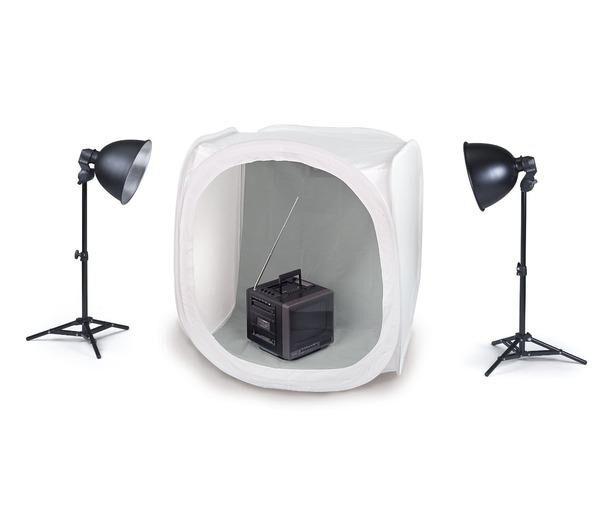 KAISER FOTOTECHNIK Kit studio photo Kaiser Cube-Studio 5864-Photo : accessoires