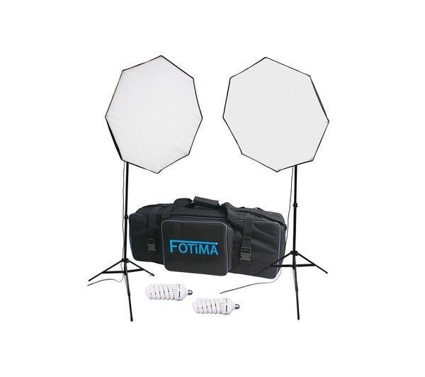 FOTIMA Kit eclairage fluo FTF-150 2X150 Watts