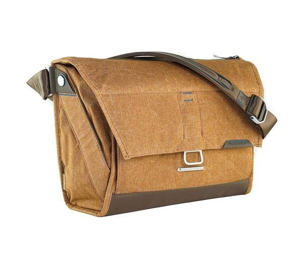 PEAK DESIGN Sac Everyday Messenger MARRON