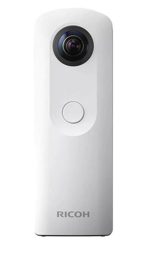 RICOH THETA SC 14 MP CMOS Caméscope portatif Blanc Full HD
