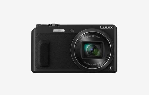 "PANASONIC Lumix DMC-TZ57EP-K compact camera Appareil-photo compact 16 MP 1/2.33"" MOS 4608 x 3456 pixels Noir"