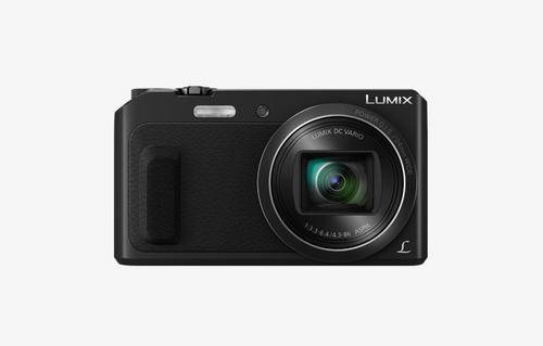 "PANASONIC Lumix DMC-TZ57EP-K compact camera Appareil-photo compact 16 MP 1/2.33"" MOS 4608 x 3456 pixels Noir"