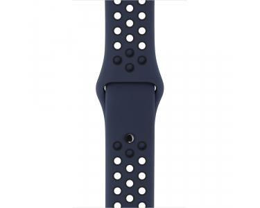 APPLE Bracelet Sport Nike Obsidienne/Noir 38 mm