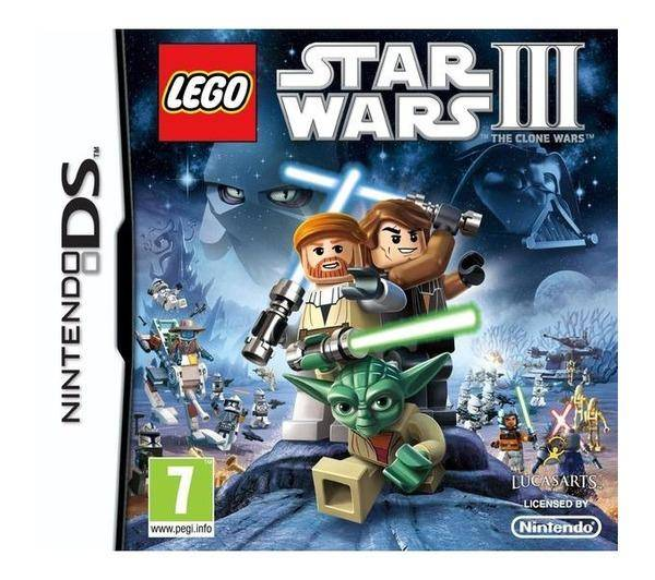 DISNEY Lego Star Wars III : The Clone Wars