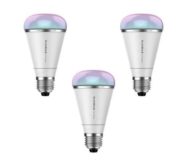 MIPOW Playbulb Rainbow Lot de 3 ampoules Led 6945764508932