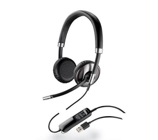 PLANTRONICS Blackwire C720-M - 700 Series - casque - sur-oreille - sans fil - Bluetooth - USB - pour Microsoft Lync