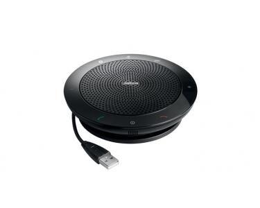 JABRA Speak 510 MS Universel USB/Bluetooth Noir haut-parleur