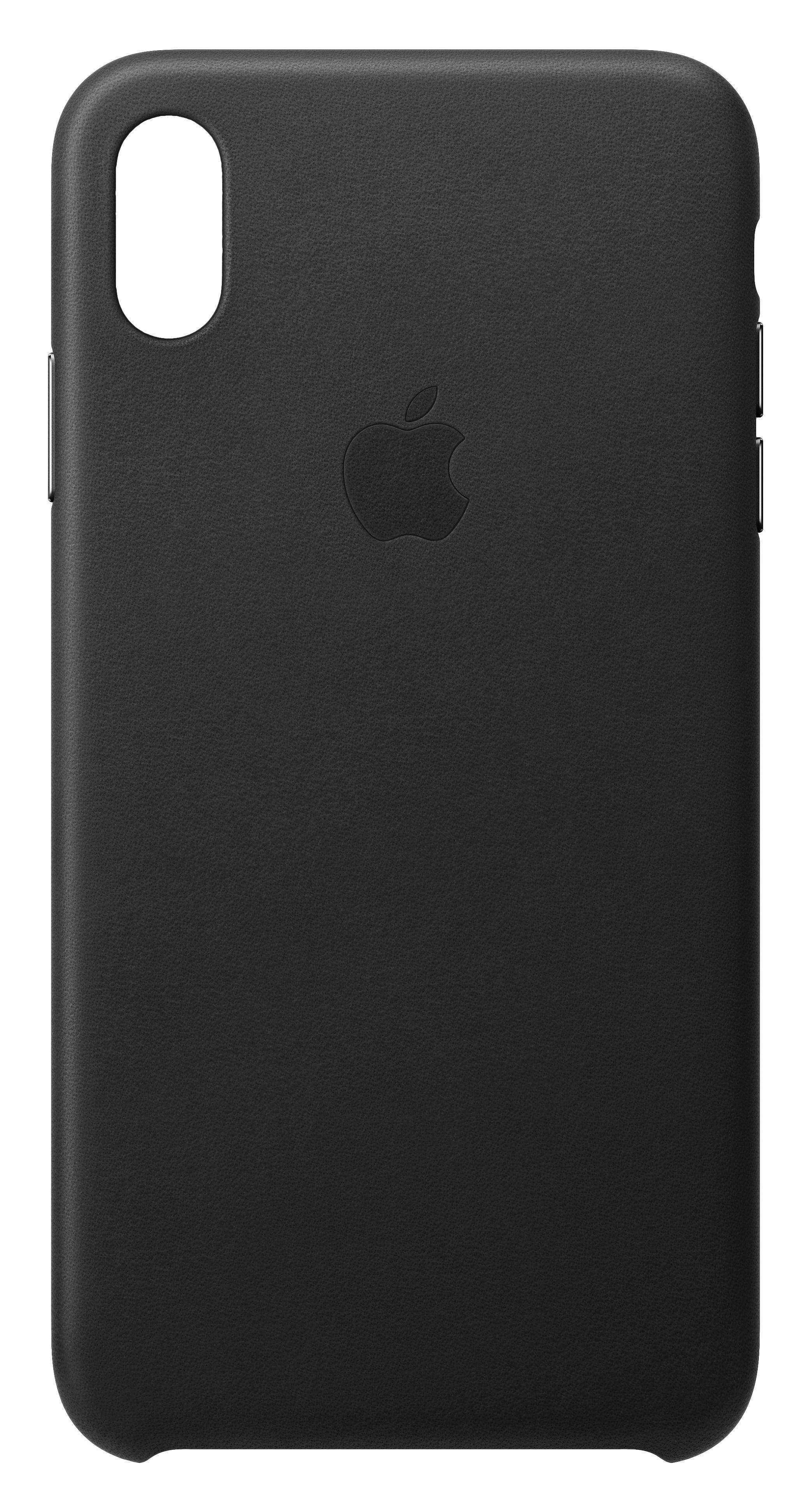 """APPLE MRWT2ZM/A coque de protection pour téléphones portables 16,5 cm (6.5"""") Housse Noir"""