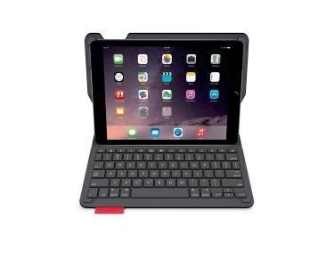 LOGITECH Type+ Bluetooth AZERTY Français Noir clavier pour téléphones portables