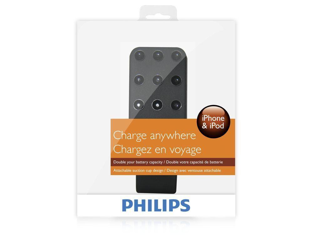 PHILIPS DLM2260 pour iPhone et iPod Batterie de voyage