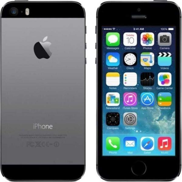 APPLE iPhone 5s 16Go Gris Métallisé