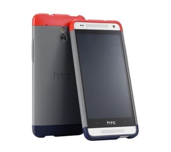 HTC Hardshell Double Dip Case HC C850 pour One Mini