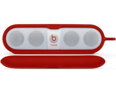 BEATS by Dr. Dre Pill sleeve Rouge