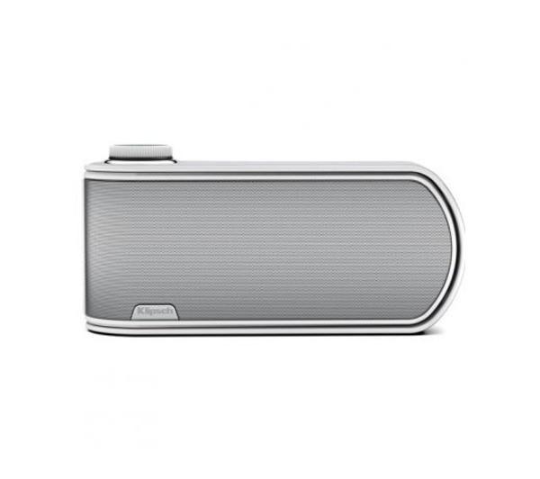 KLIPSCH GiG Blanc - Enceinte nomade Bluetooth / NFC