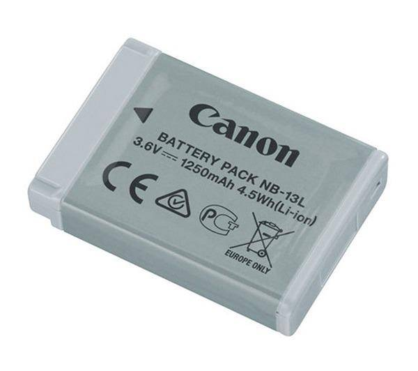 CANON Batterie NB-13L pour G7X