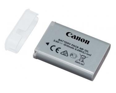 CANON NB-12L Lithium-Ion batterie rechargeable