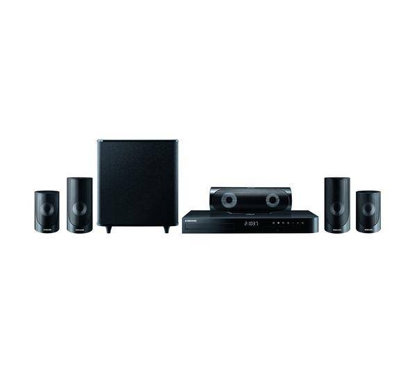 SAMSUNG Home cinéma 5.1 Blu-ray 3D HT-J5500 , 1000 W, noir