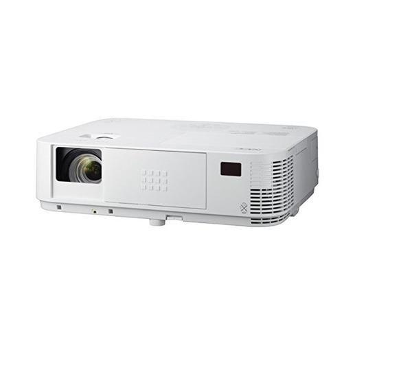 NEC M403H - Projecteur DLP - 3D - 4000 ANSI lumens - 1920 x 1080 - 16:9 - HD 1080p - LAN