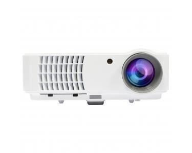SALORA 58BHD2500 2500ANSI lumens LED WXGA (1280x800) Vidéoprojecteur portable Blanc vidéo-projecteur