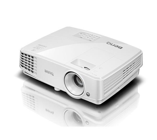 BENQ MS527 - Projecteur DLP - 3D - 3300 ANSI lumens - SVGA (800 x 600) - 4:3