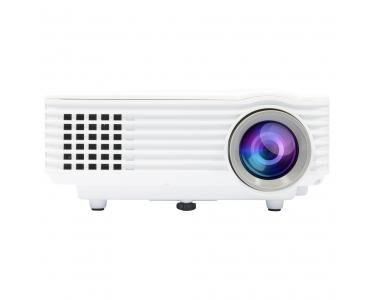 SALORA 40BHD800 800ANSI lumens LED Vidéoprojecteur portable Blanc vidéo-projecteur