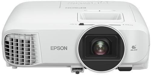 EPSON Home Cinema EH-TW5400 vidéo-projecteur 2500 ANSI lumens 3LCD 1080p (1920x1080) Compatibilité 3D Projecteur de bureau Blanc