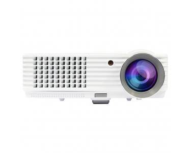 SALORA 50BHD2000 2000ANSI lumens LED Vidéoprojecteur portable Blanc vidéo-projecteur