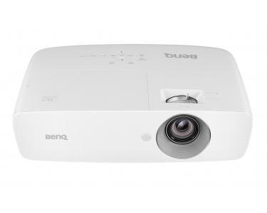 BENQ W1090 2000ANSI lumens DLP 1080p (1920x1080) Desktop projector Blanc